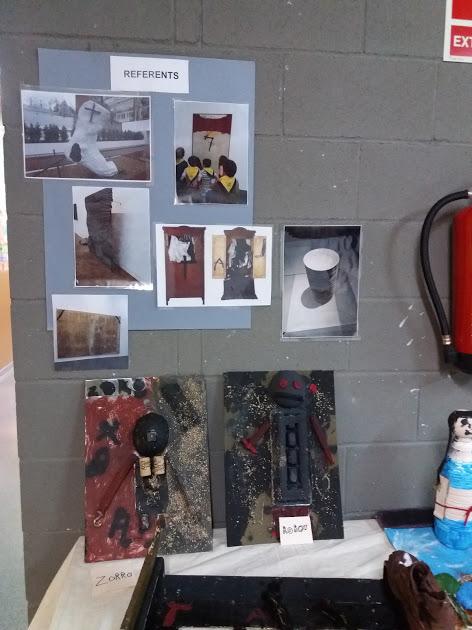 Exposició d'Antoni Tàpies