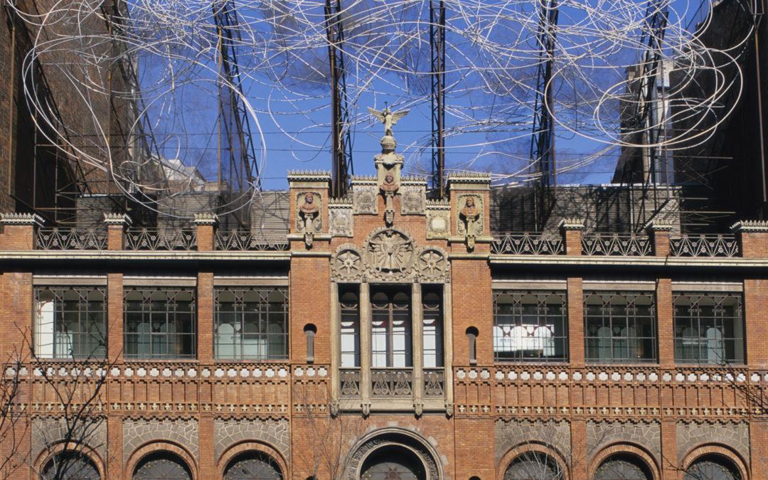 Visita a la Fundació Antoni Tàpies