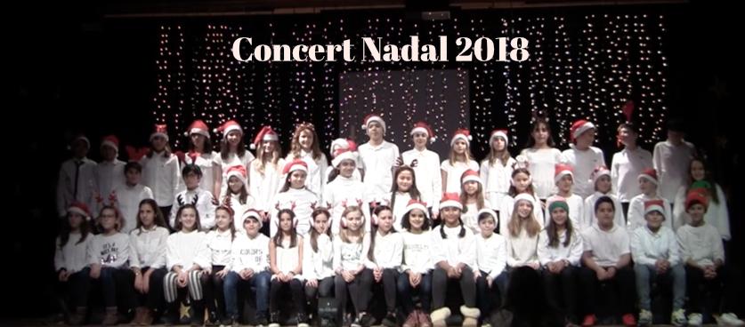 Videos Concert de Nadal 2018