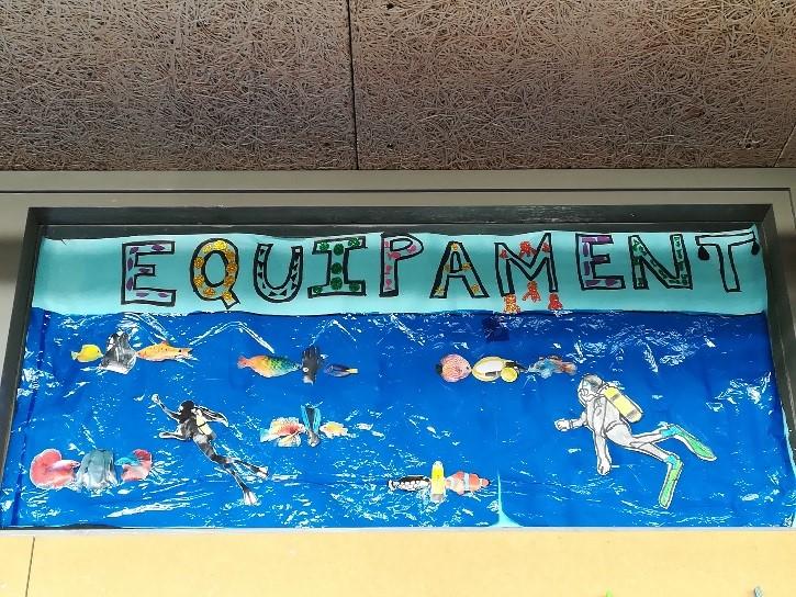 "Projecte del nom de la classe ""The divers"""