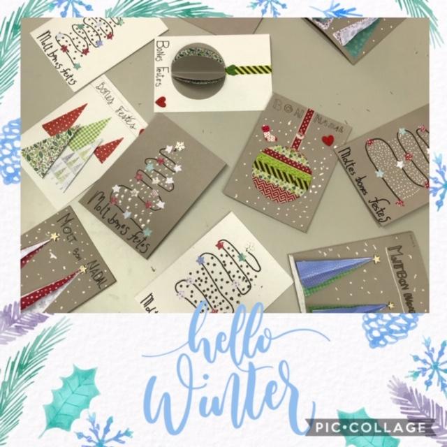 Tallers d'hivern i postals