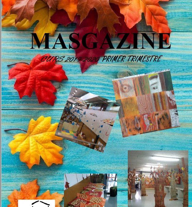 Revista Masgazine 1r trimestre